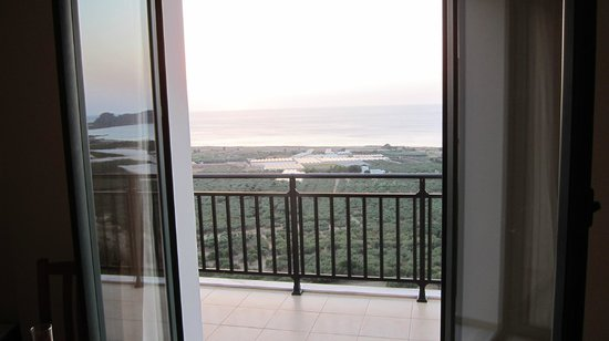 Roubini Hotel - Apartments: View from the room