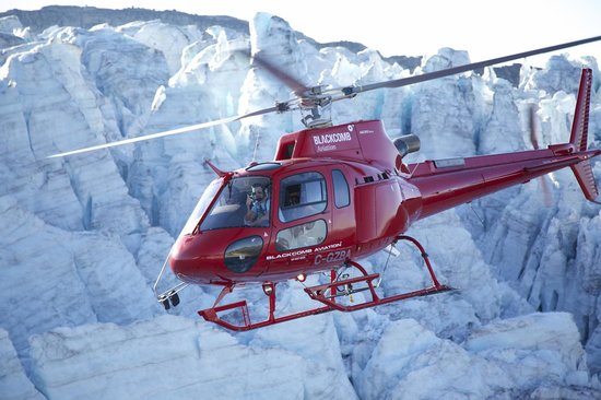 Blackcomb Aviation Heli Tours