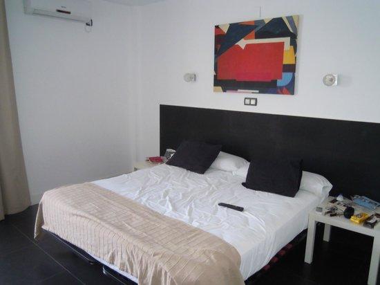 Hotel Natursun: Nuestra habitacíon