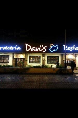 Davi's Restaurante Cervecería