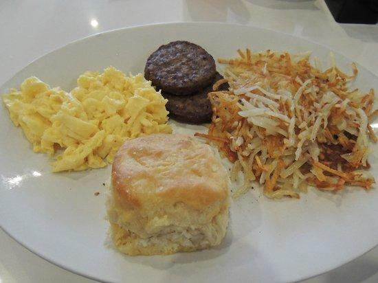 Over Easy: Breakfast