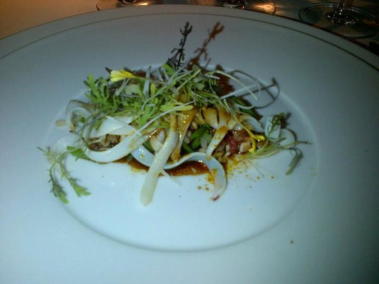 Atrio Restaurante Hotel Relais & Chateaux: antipasto