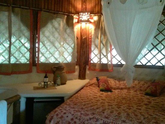 Natura Cabana Boutique Hotel & Spa : bed