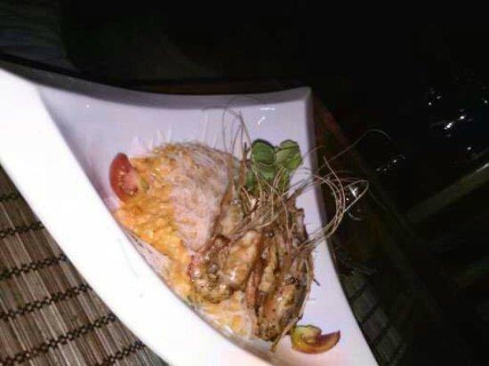 Natura Cabana Boutique Hotel & SPA : Dinner