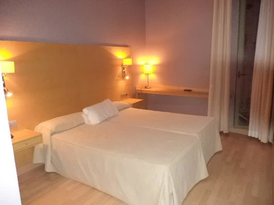 Hotel Sant Agusti: kamer