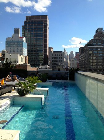 Trump SoHo New York: Pool