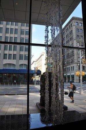 Trump SoHo New York: Hoteleingang