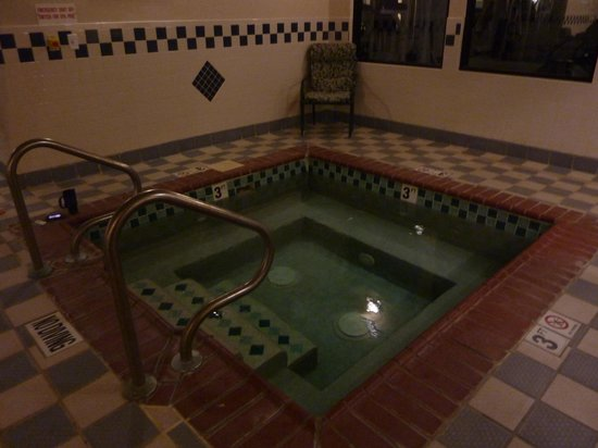 Country Inn & Suites By Carlson, Elkhart North: warm tub in pool area