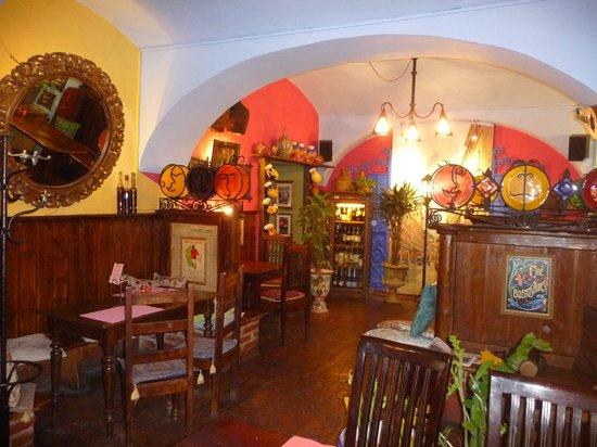 Hotel Salvator : La Boca restaurant