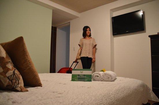 Hotel Gran Dalona: Habitación