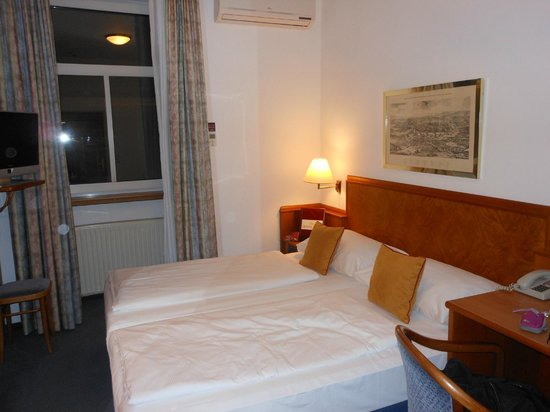 Austria Classic Hotel Wien: camera standard