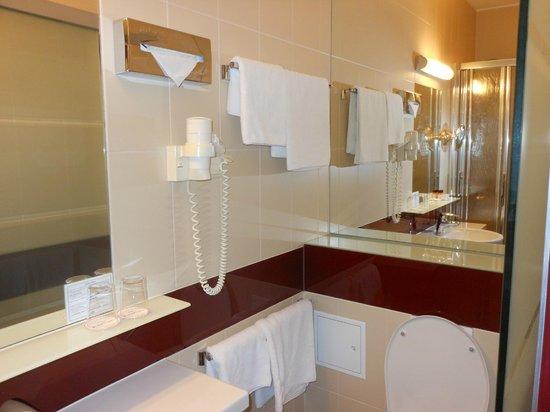 Austria Classic Hotel Wien: bagno