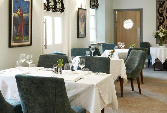 The Salutation Inn: Restaurant