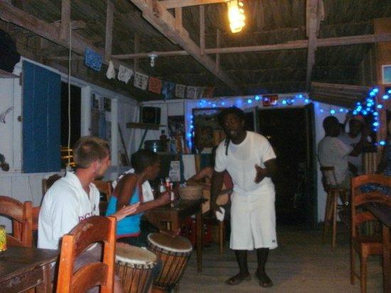 Asha's Culture Kitchen: Local entertainment at Asha's