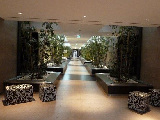 Monte da Quinta Resort : In de hal van het hotel
