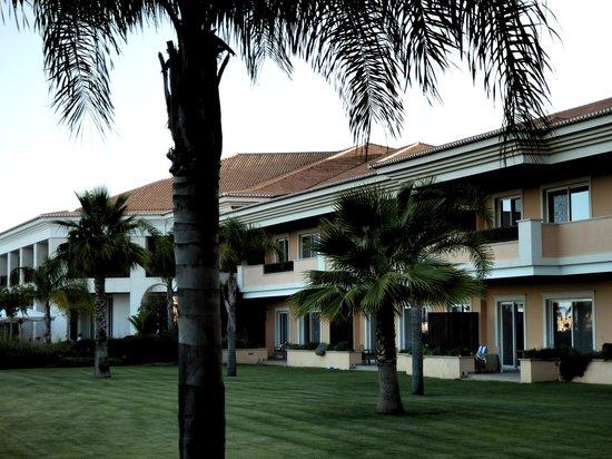 Monte da Quinta Resort : Onze kamer