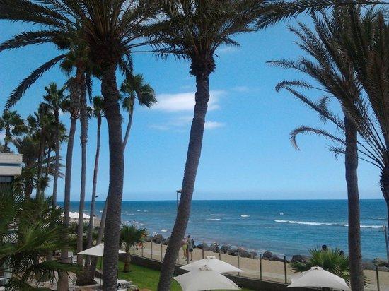 IFA Faro Hotel: Vista desde la primera planta