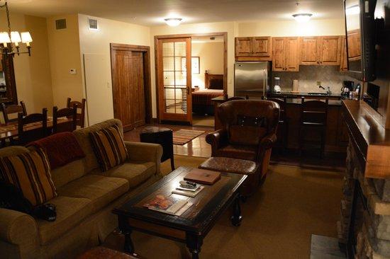 Teton Mountain Lodge & Spa - A Noble House Resort: Junior suite