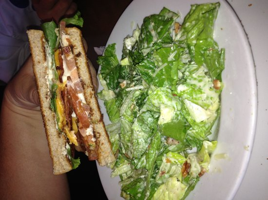 Outskirts Family Steakhouse: Best BLT Ever!!!