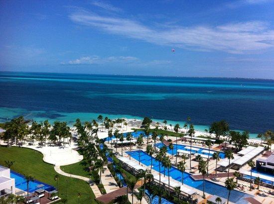 Hotel Riu Palace Peninsula : Vue