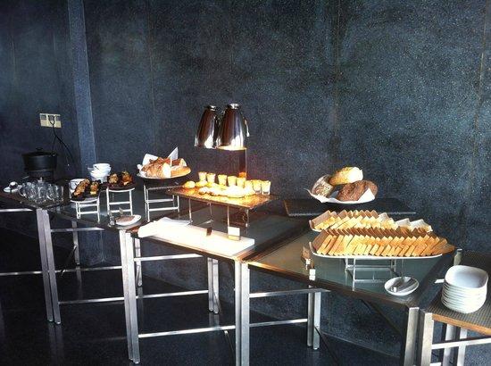Hansar Samui Resort : breakfast