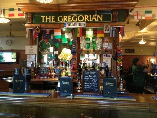 The Gregorian Inn Bar