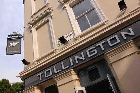 The Tollington Arms