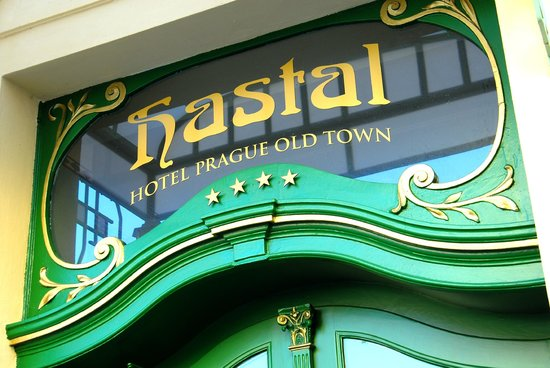 Hotel Hastal Prague Old Town: Hastal Hotel - 4 star hotel in the Old Town****