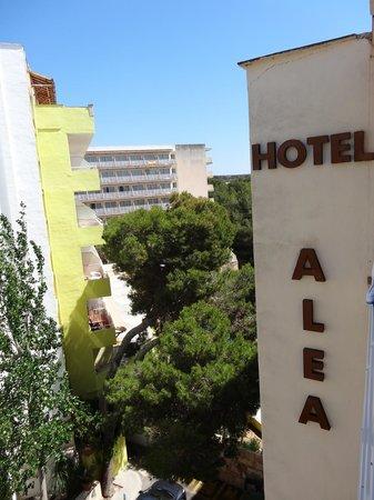 Hotel Mix Alea: view