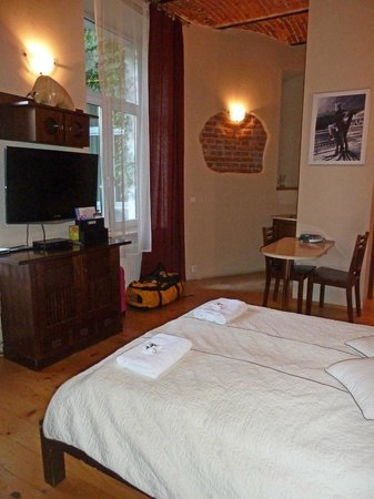 Krakow For You Apartments: Brass Room - studio apartment