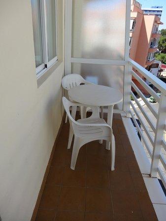 Be Smart Alea: balcony
