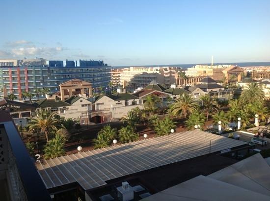 Aparthotel Parque de la Paz : view from room 405