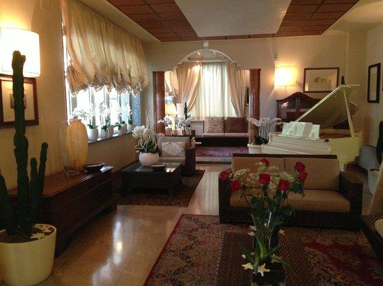 Park Hotel Brasilia: Hotel Reception