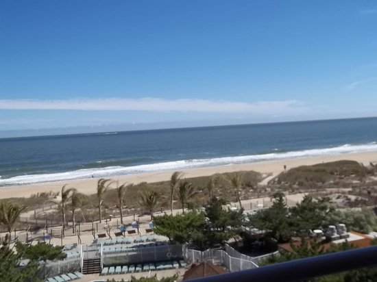 Holiday Inn Ocean City: MY VIEW FROM 618