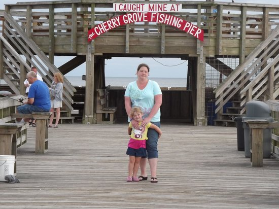 The Prince Resort: family fun on the pier.