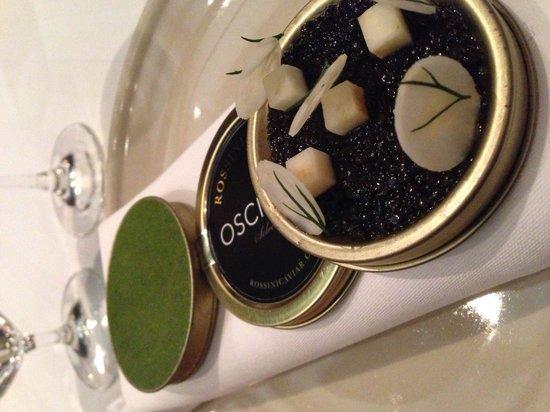 Bagatelle: Caviar from Denmark