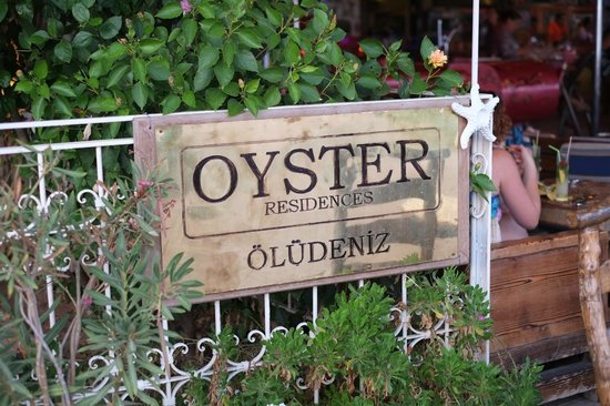 Oyster Residences: Welcome