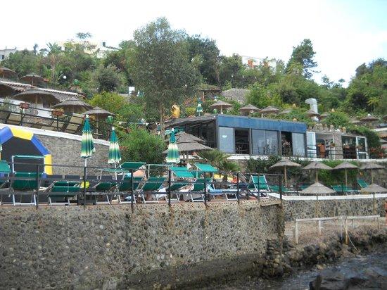 Hotel Bagnitiello: Piscine Terme