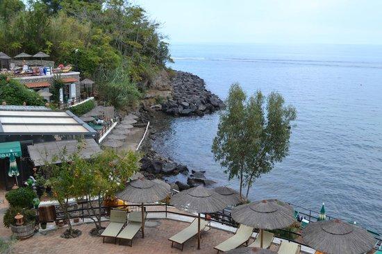 Hotel Bagnitiello: Terme