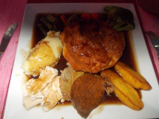 Diana Restaurant: Sunday roast
