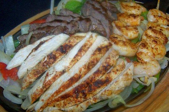 Habanero S Mexican Restaurant Fajitas