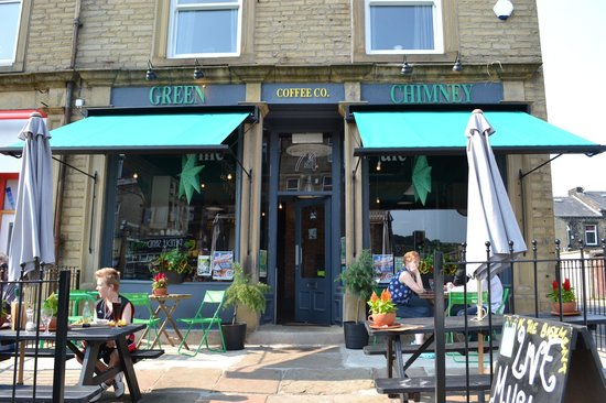 The Green Chimney - Quirky, Vibrant, Independent Cafe Wine Bar Transformed From A Previously 30