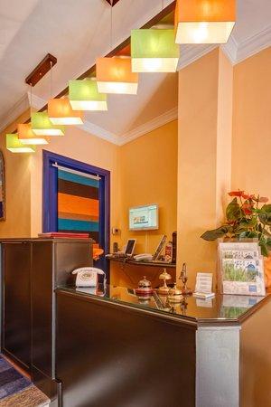Hotel Pueblo - Boutique Hotel: Reception Area