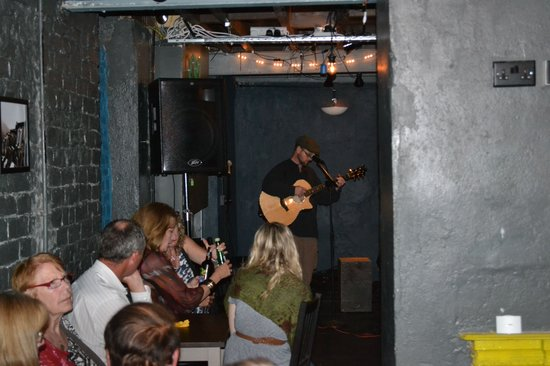 Green Chimney: And To Top It Off Quality Live Music and Entertainment.