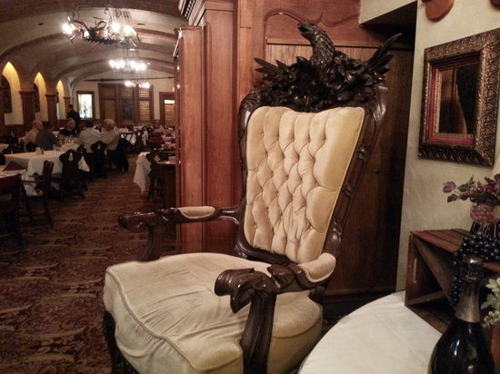 Mader's: That's a big chair!!