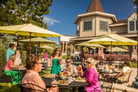 Lake Tahoe Resort Hotel: Echo Patio Live Music