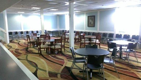 The Alabama Hotel: Banquet Hall