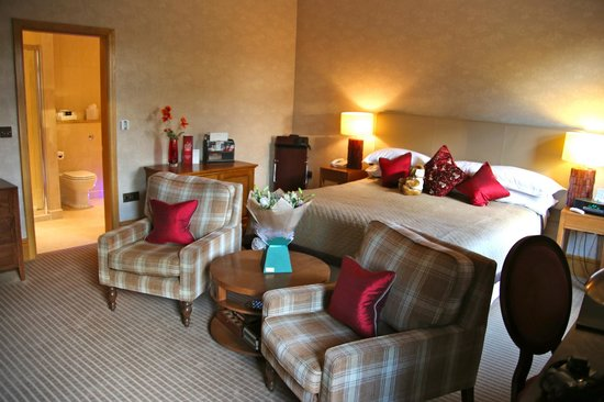 Northcote Hotel : Our bedroom