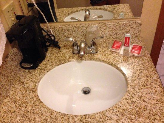 Econo Lodge Inn & Suites: Lavandino