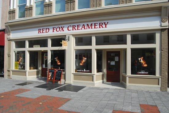 Red Fox Creamery